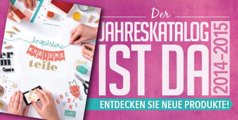 neuer Katalog 2014
