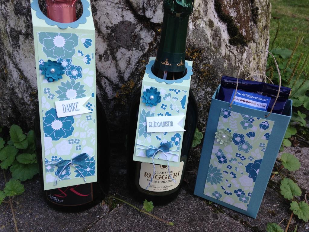Flaschenanhänger und Geschenktüte_1