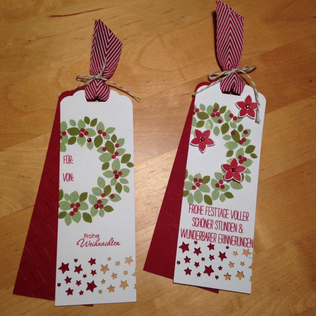 Geschenkanhänger Willkommen Weihnacht_1