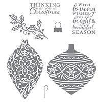 SU Embellished Ornaments