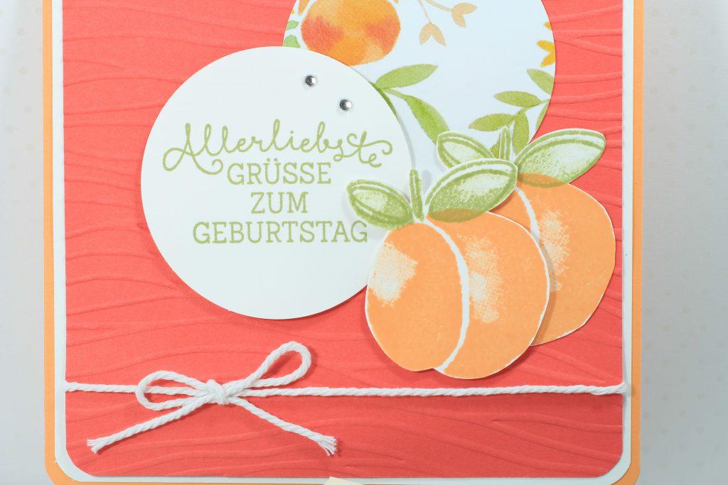 Geburtstag Fresh Fruit Meereswellen Geburtstagsblumen - 5