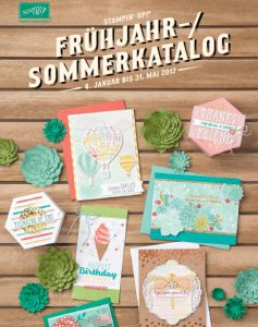 Stampin'up!_Frühjahr-/Sommerkatalog_2017