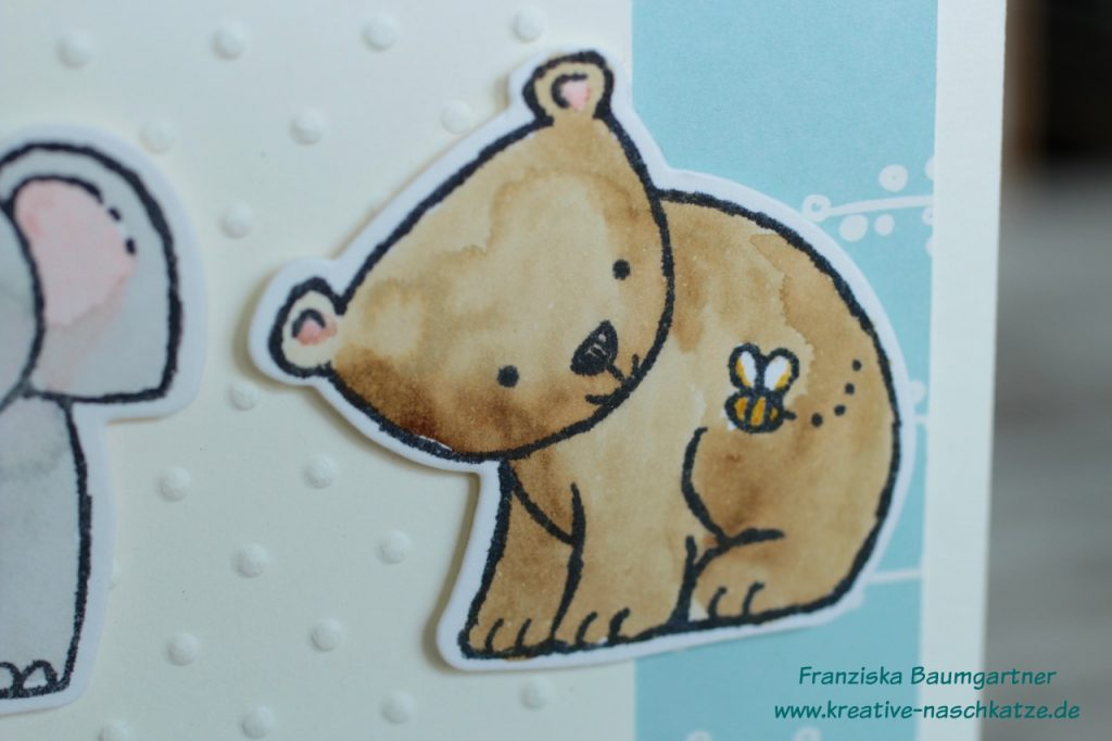 b4309854b0 Der Löwe, der Elephant und der Bär sind so niedlich, dass ich mich im  Zweifelsfall nicht für einen davon entscheiden könnte.