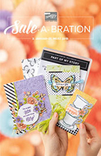 Stampin'up!_Sale-A-Bration_2019