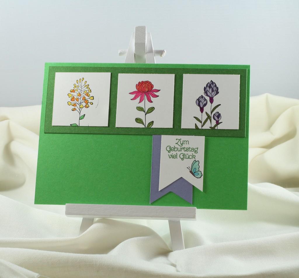Flowering_Fields_stampin_up_Geburtstagskarte - 1
