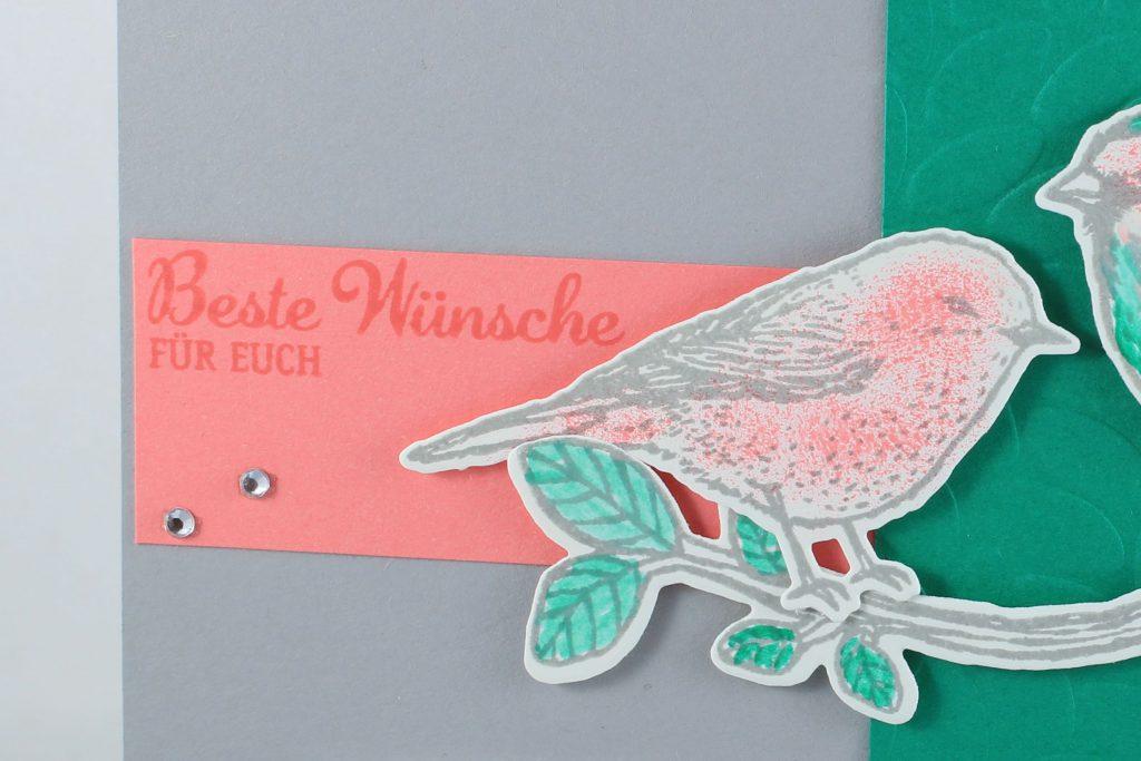 Vogelhochzeit_Thinlits Blumen und Vögel_Blättermeer_kreative-Naschkatze - 2