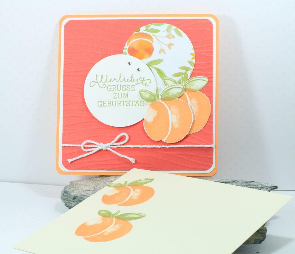 Geburtstag Fresh Fruit Meereswellen Geburtstagsblumen - 4