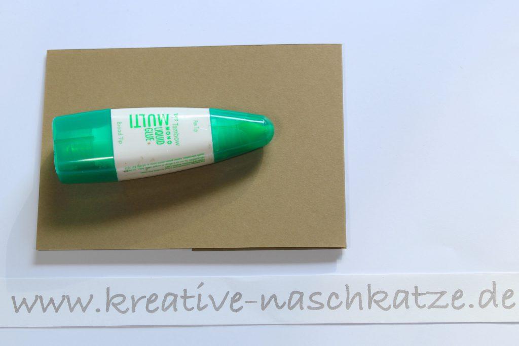 Anleitung Z-Fold-Card Vogelhochzeit Blättermeer - 9