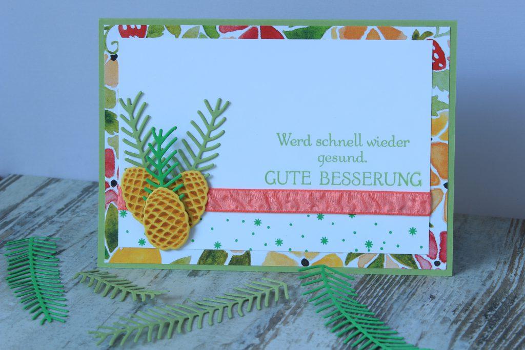 SU Tannenzauber In Gedanken bei dir Obstgarten kreative Naschkatze - 2